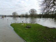 Thames Flooding at Pangbourne